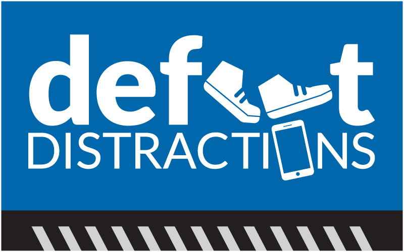 defeet distractions logo