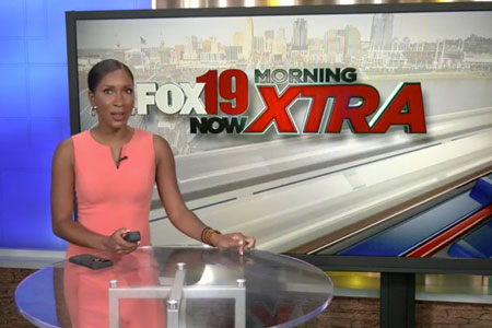 Fox 19 news Anchor Woman
